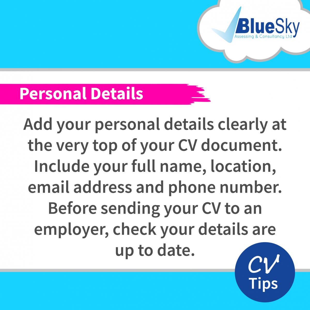 CV-Tips-Contact-Details