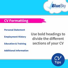 CV-Tips-Format-Headings