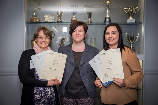 Celebrating the Success of our Apprentices