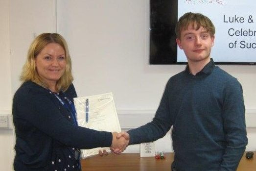 Luke-Marketing-Apprenticeship-Completion-Celebration