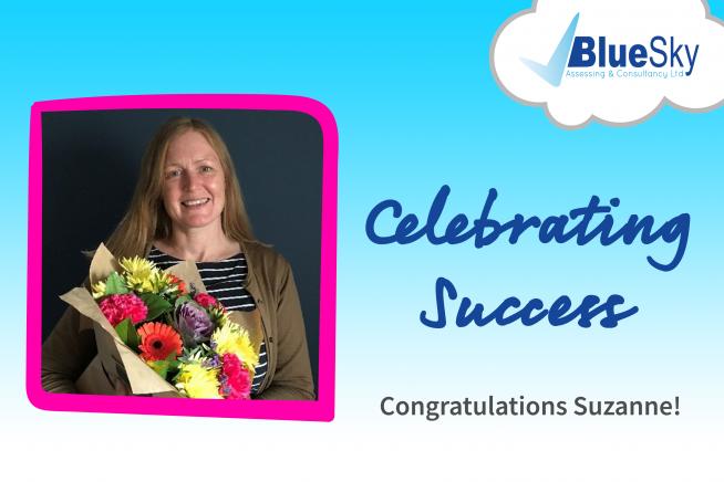 Suzanne-Celebrating-Success-Level -5-HR-Apprenticeship-Journey