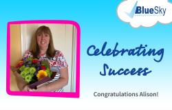 Alison, HR Apprenticeship, Celebrating Success